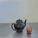 Richard Keltner Black Pot Pastel 21.5 x 29.5 inches