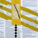 Blakelyn D Albright Fiebre Del Oro collage 7x5 inches