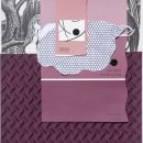 Blakelyn D Albright Pepto Bismol collage 7x5 inches