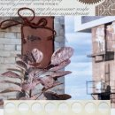 Blakelyn D Albright Terra Cotta collage 7x5 inches