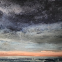 Florida Horizon XIII  oil on canvas 26 x 42 inches
