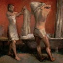 webber-large-bathers-oil-on-canvas-60-x-81-inches