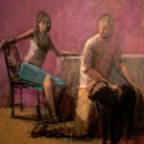 webber-untitled-figure-group-oil-on-canvas-60-x-48-inches