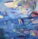 Vernal Equinox  oil on canvas