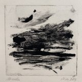 John David Wissler For a Moment Monotype 4 x 4 inches