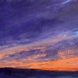 John David Wissler Surprise Symphony oil on panel 12 x 24 inches
