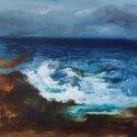 Aegean Studies I watercolor 10.750 x 12.625 inches
