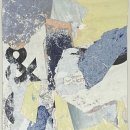 KEVIN BRADY Peripatetic 12 found paper 8.5 x 7.625 inches $900 framed