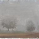 Michael Allen_Millbach Sunrise May 20 2013, oil on paper, 5.5 x 6