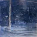 Study for the Snow Covered Street