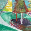 Jacob-D-Janes-MGSoA-Landscape-at-Marywood-neo-color-II-graphite-on-paper-8.5-11.5-inches