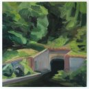 Yi-An-Pan-MGSoA-Union-Canal-Tunnel-oil-on-paper-9-x-9-inches