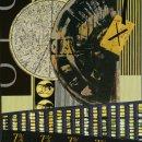 Tanis Garber Shaw Fiebre Del Oro collage 7x5 inches
