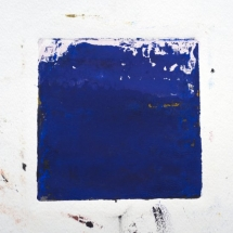 Monotype No. 7  color, water-based ink & gouache on paper