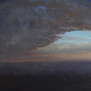 Tell Township no. 2 - oil on canvas 30