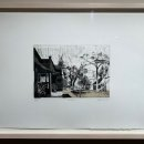 Celia-Reisman-Lawn-etching-with-chine-colle-on-paper-650-Framed-450-Unframed-Edition-Size-is-10