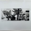 Celiam-Reisman-Distanced-etching-with-chine-colle-on-paper-650-Framed-450-Unframed-Edition-Size-is-10