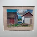 Lou-Schellenberg-Hunts-Point-gouache-on-paper-700